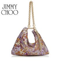 Jimmy Choo Tie-dye Chain Party Style Clutches