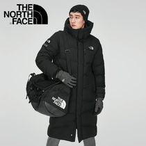 THE NORTH FACE Unisex Plain Long Down Jackets