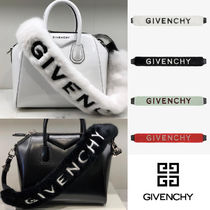 GIVENCHY Faux Fur Card Holders