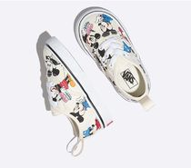 VANS AUTHENTIC Unisex Street Style Collaboration Baby Girl Shoes