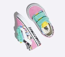 VANS OLD SKOOL Unisex Street Style Collaboration Baby Girl Shoes