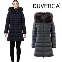DUVETICA ociroetre Long Down Jackets