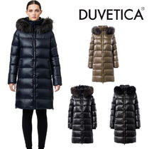 DUVETICA Long Down Jackets