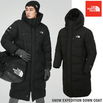7ed3edab85 THE NORTH FACE 2018-19AW Unisex Street Style Long Coats by jkjstore ...