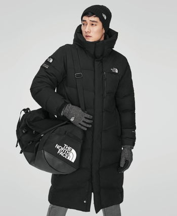 5cda2f359 THE NORTH FACE WHITE LABEL 2018-19AW Plain Long Down Jackets (SNOW  EXPEDITION DOWN COAT - NN1DJ50A)