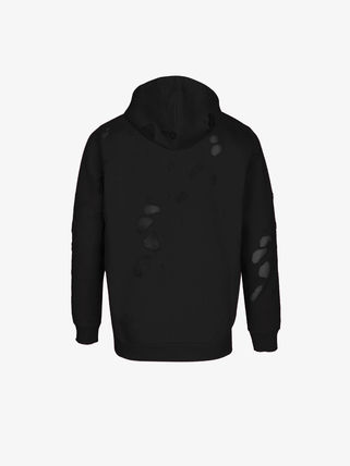 GIVENCHY Hoodies Street Style Long Sleeves Cotton Hoodies 4