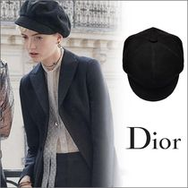Christian Dior Wide-brimmed Hats