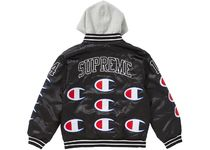 Supreme Unisex Street Style Collaboration Oversized Souvenir Jackets