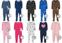 carter's Unisex Kids Girl Roomwear