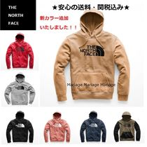 THE NORTH FACE Pullovers Street Style Long Sleeves Plain Sweatshirts