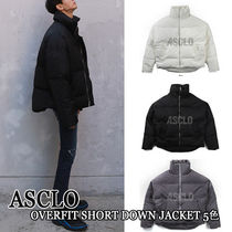 ASCLO Street Style Oversized Down Jackets