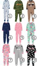 carter's Unisex Petit Kids Girl Roomwear