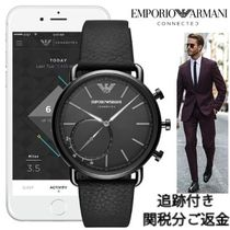 EMPORIO ARMANI Unisex Blended Fabrics Watches Watches
