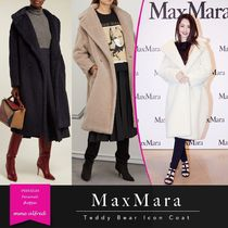 MaxMara Maxmara Teddy Bear Coat worn by celebs