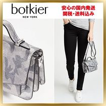 Botkier Casual Style Unisex 2WAY Leather Shoulder Bags