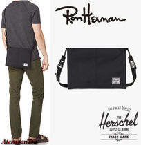 Ron Herman Stripes 2WAY Plain Messenger & Shoulder Bags