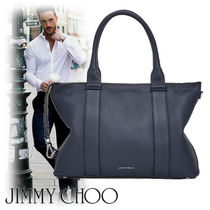 Jimmy Choo A4 Plain Leather Business & Briefcases