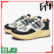 Eytys Platform Lace-up Casual Style Unisex Street Style