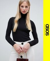 ASOS Casual Style Long Sleeves Tops