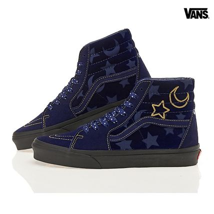 ddb7cae5ff2a VANS SK8-HI 2018-19AW Unisex Collaboration Low-Top Sneakers ...