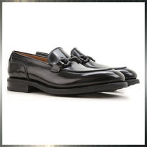 Salvatore Ferragamo Loafers Leather Loafers & Slip-ons