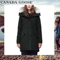 CANADA GOOSE ROSSCLAIR Long Parkas