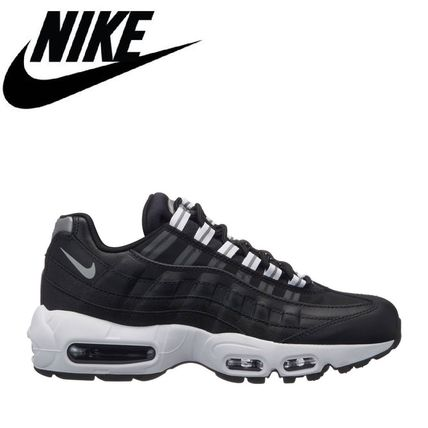 pretty nice bf2d9 9e104 Nike AIR MAX 95 2018-19AW Casual Style Unisex Low-Top Sneakers (307960-020)
