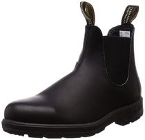 Blundstone Street Style Plain Leather Chelsea Boots