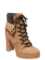 See by Chloe Rubber Sole Casual Style Ankle & Booties Boots