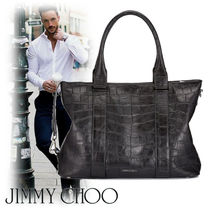 Jimmy Choo A4 Leather Business & Briefcases