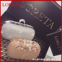 LORETA Party Style With Jewels Clutches