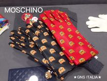 Moschino Casual Style Other Animal Patterns Leather