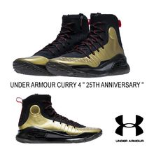 UNDER ARMOUR CURRY Street Style Oversized Shoes