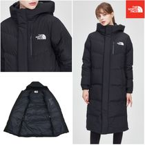 THE NORTH FACE Casual Style Unisex Long Down Jackets