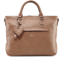 PICARD Calfskin Office Style Shoulder Bags