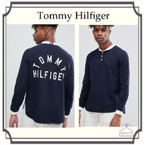Tommy Hilfiger Long Sleeves Cotton Polos