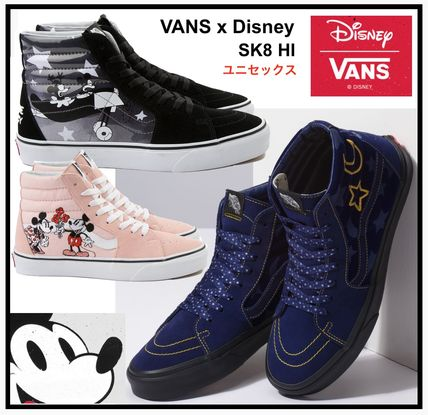 5575c711f258 VANS SK8-HI 2018-19AW Casual Style Unisex Street Style Collaboration ...