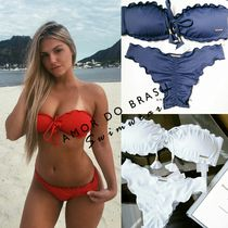 AMOR DO BRASIL Plain Brazilian Bikinis