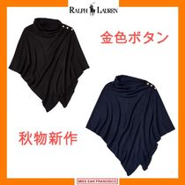 Ralph Lauren Plain Medium Ponchos & Capes