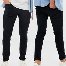 SELECTED Cotton Skinny Fit Jeans & Denim