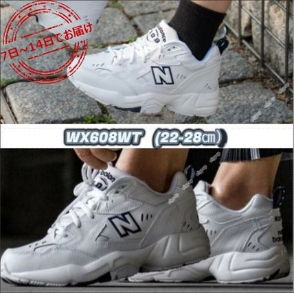 New Balance 608 Low-Top Sneakers