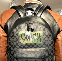 Coach Backpacks