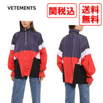 VETEMENTS Casual Style Street Style Jackets