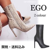 EGO Other Animal Patterns Ankle & Booties Boots