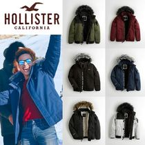 Hollister Co. Jackets