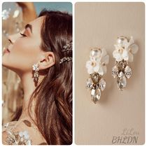 BHLDN Flower Patterns Wedding Jewelry