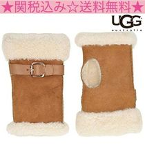 UGG Australia Blended Fabrics Bi-color Plain Leather