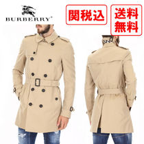 Burberry Street Style Trench Coats