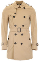 Burberry THE SANDRINGHAM Street Style Trench Coats