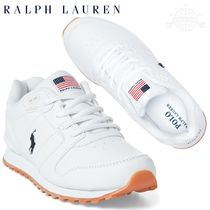 Ralph Lauren Unisex Petit Kids Girl Sneakers